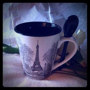 Dessapt Editions Paris La Tour Coffee /Tea Mug